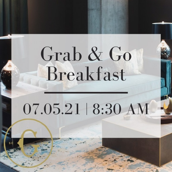 Residents, join us in the lobby on Monday morning for grab & go breakfast from @bigbadbreakfast_chs